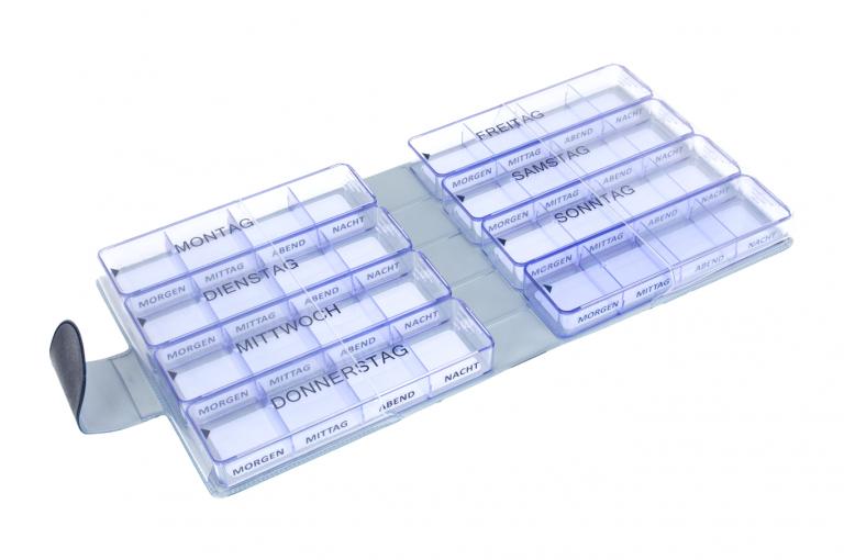 Medimax-DE-No1-Wild-Dark-Blue-Open-pill-dispenser-Kibodan-danish-design_1