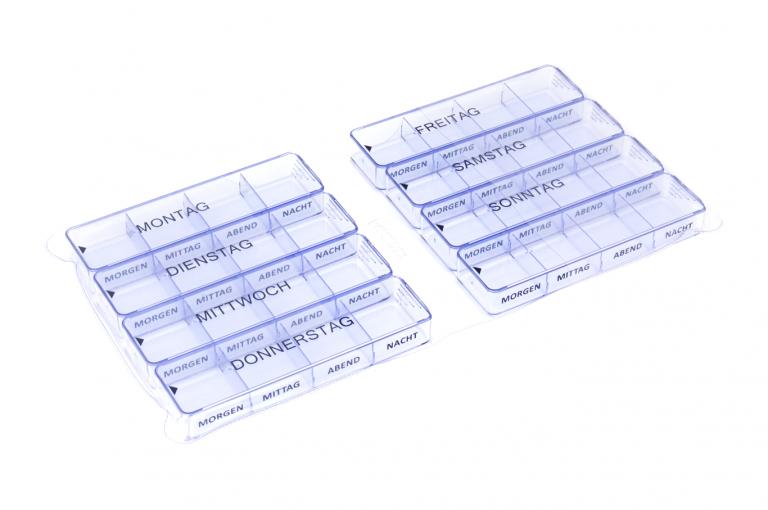Medimax-DE-No2-Clear-Open-pill-dispenser-Kibodan-danish-design