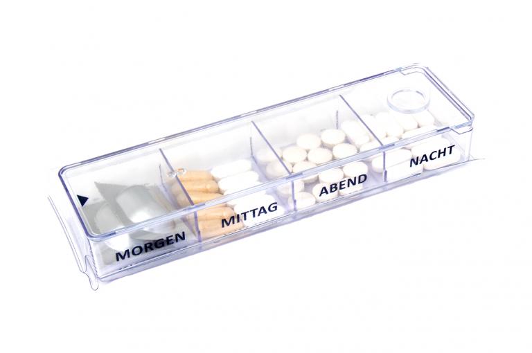 Megamax-DE-No3U-Sleeve-Clear-pill-dispenser-Kibodan-danish-design-B-X1