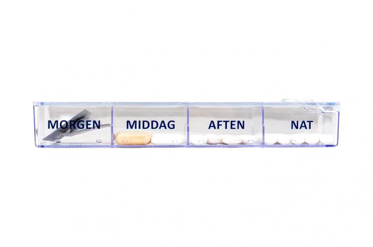 Megamax-DK-No1-Single-Side-pill-dispenser-Kibodan-danish-design-B-X1