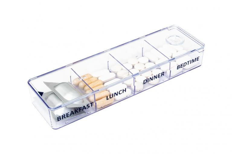 Megamax-GB-No3U-Single-Perspective-pill-dispenser-Kibodan-danish-design-B-X2
