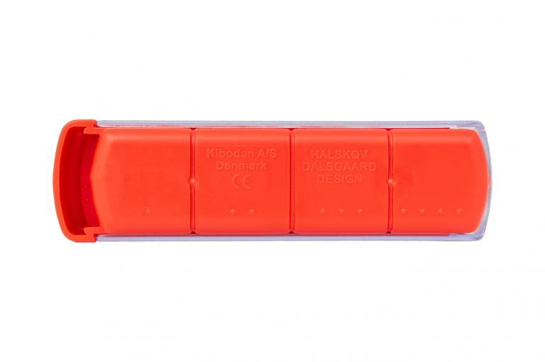 Mininizer-NE-No7-Single-Bottom-pill-dispenser-Kibodan-danish-design-B-X1