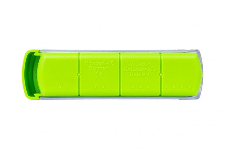 Mininizer-XX-NoU3-Single-Bottom-pill-dispenser-Kibodan-danish-design-B-X1